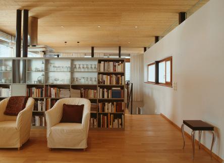 Einrichtung haus morzg projekte architekturbuehne for Haus einrichtung